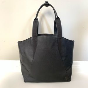 Lululemon Tote Bag Purse Bucket Large Black